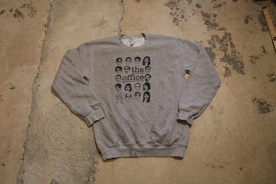 The Office / 90s Crewneck / Vintage Sweatshirt / T