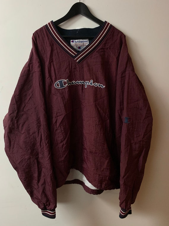 Vintage Champion / Windbreaker / Fall Jackets / 80