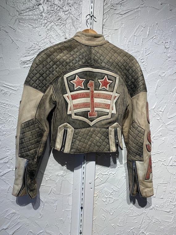 1990s Michael Hoban North Beach Leather / Vintage