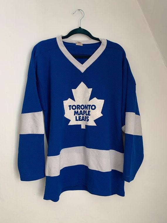 Maple Leafs Jersey / Toronto Leafs / Mesh Jersey /