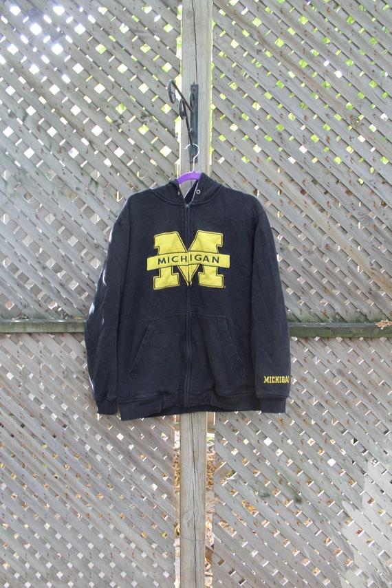 Michigan Hoodie / Varsity School Crewneck / Champs