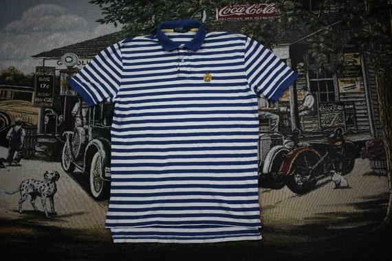 Vintage T-Shirt / Collared Polo Shirt / Polo Ralph