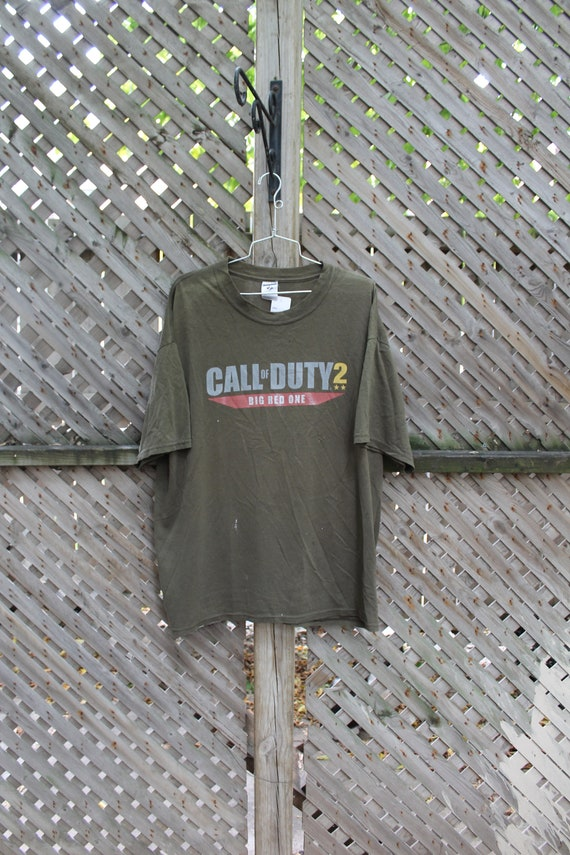 Call Of Duty 2 / Big Red One / Vintage Video Game