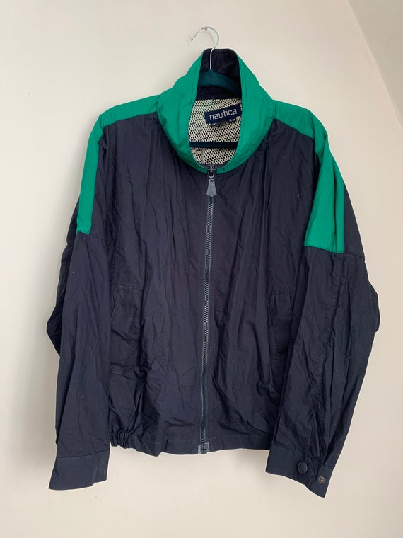 Nautica Windbreaker / Sailing Jacket / Sailing Gra