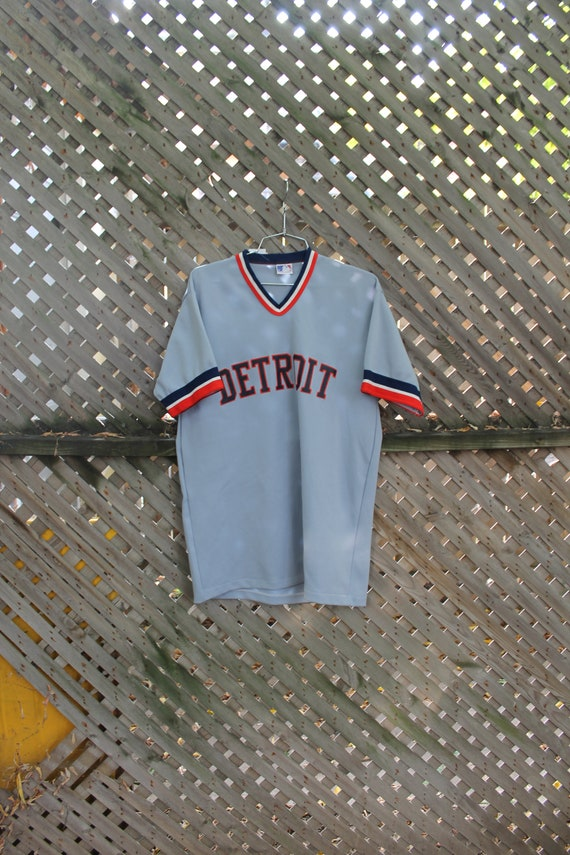 Vintage MLB Baseball Jersey / Detroit Tigers / Maj