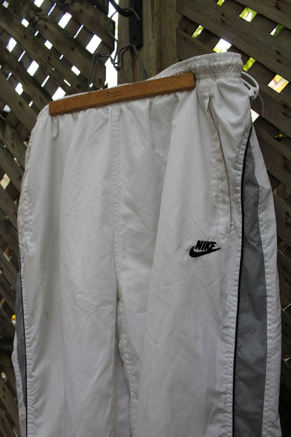 Track Pants / Athletic Sportswear / Vintage Nike /