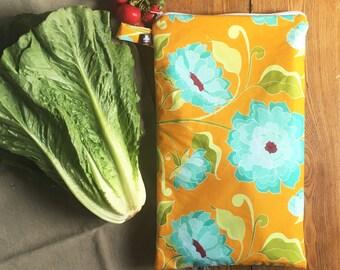 Pocket diapers bag Very large zero waste bag Bread bag Very big reusable bag Jumbo bag Large veggie bag Bulk For wet or soiled clothing