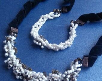 Bjd accessories Necklaces set