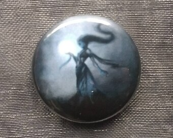 Deadly Reflections button badge