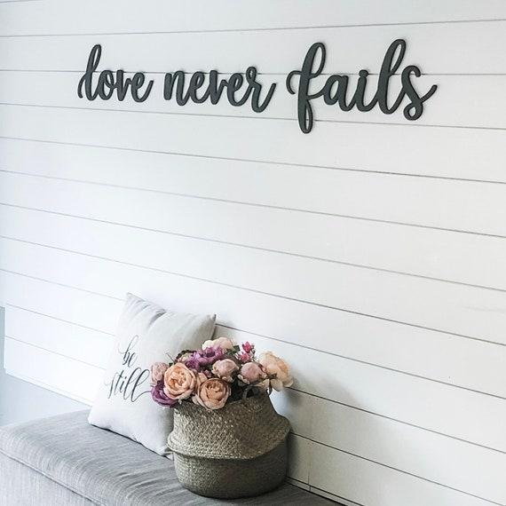 Fall DecorFall SignEndless LoveGifts For HerLove SignWedding GiftAnniversary GiftBridal Shower Gift