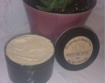 14oz - Whipped Shea Butter
