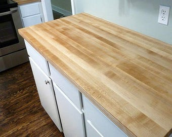 Wood Maple Countertop Counter Top Table Top Kitchen Island Top Offered Is  Various Sizes Colors And Finishes Free Shipping Countertop M2