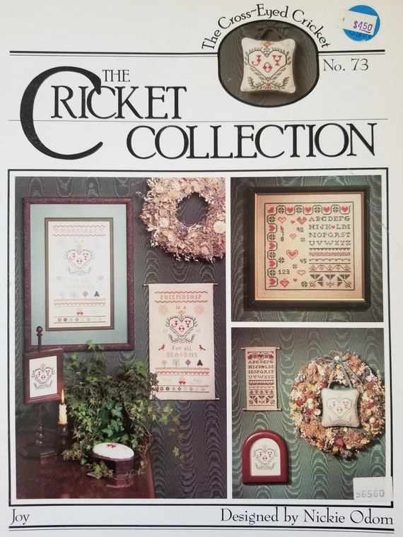 Crates /& Sacks Cross Stitch Leaflet-Your Choice-Country Cross Stitch