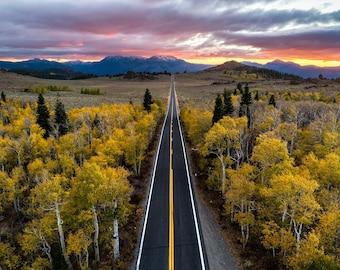 Monitor Pass - Fall   Eastern Sierra Nevada, California