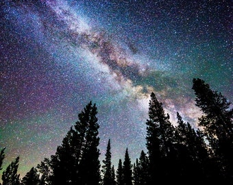 Universe Above   Lake Tahoe, Nevada