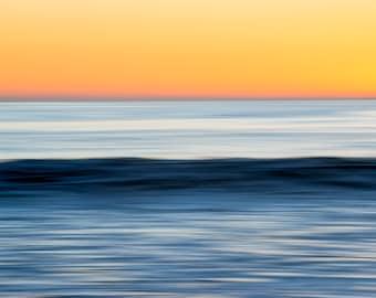 Lost Coast Sunset Surf   Lost Coast, California