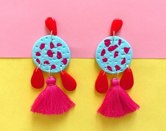 Turquoise DAPHNE Earrings