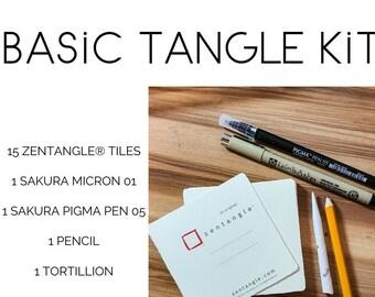BASIC TANGLE KIT