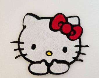 Hello kitty catnip toy