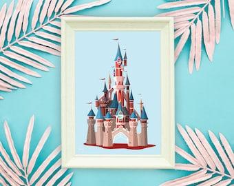 Inspiration Castle Map