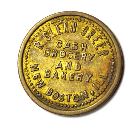 R Glenn Greer Cash Grocery Bakery R Glenn Greer Ne