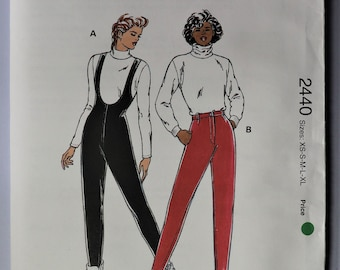 Kwik Sew 3193 Misses/' Jeans 22 1//2 to 37    Sewing Pattern