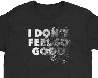 22f439848c KIDS I Don't Feel So Good shirt - Kids Avengers Shirt / Avengers Infinity  War Shirt / Spider Man Quote Shirt / Movie Geek Shirt