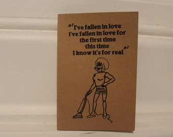 Queen Break Free Lyrics Love Card