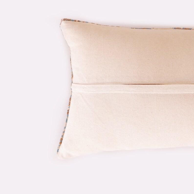 Rectangular Kilim Pillow Case Lumbar Kilim Pillow Sofa Kilim Pillow Turkish Throw Pillow