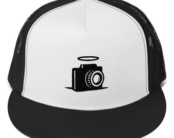 Do Good With Your Camera Trucker Hat [profits are donated to 100cameras.org]