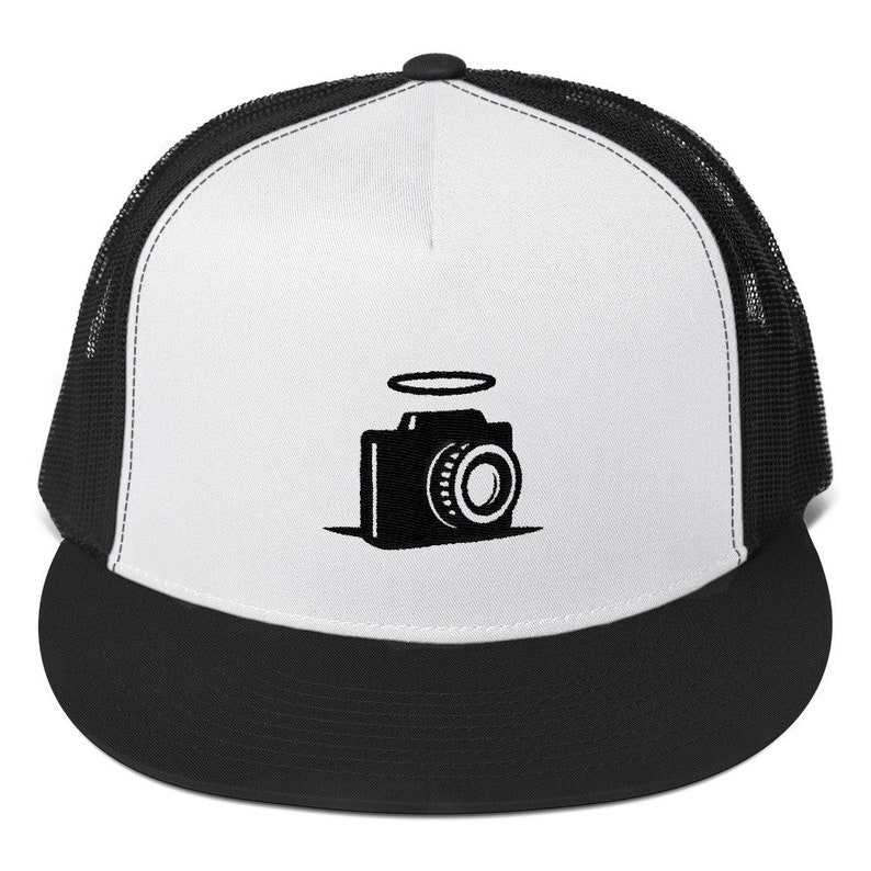 Do Good With Your Camera Trucker Hat profits are donated to image 0