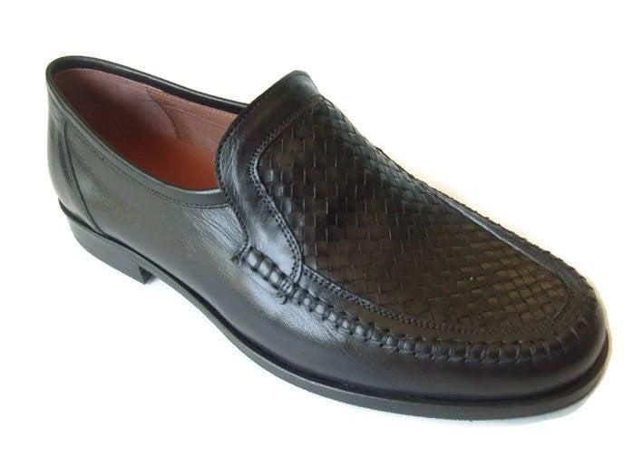 08a13713edf76 Scarpe artigianali da uomo in vera pelle