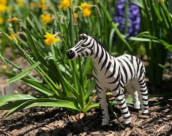 Leather Zebra Animal