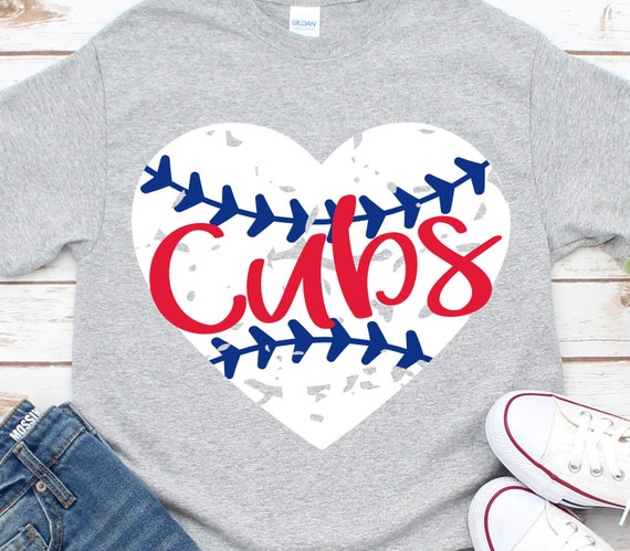 brand new 1c8f0 f05c4 Cubs Svg, Cubs Baseball Svg, Chicago Cubs Fan, Baseball Shirt Svg, Grunge  Svg, Distressed, Baseball Mom Svg Files for Cricut, Png, Dxf, Eps