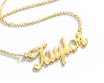 GIJ 10mm Sealife 18k Gold Layered Chain