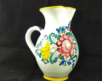 Signed and Numbered Modra Pitcher