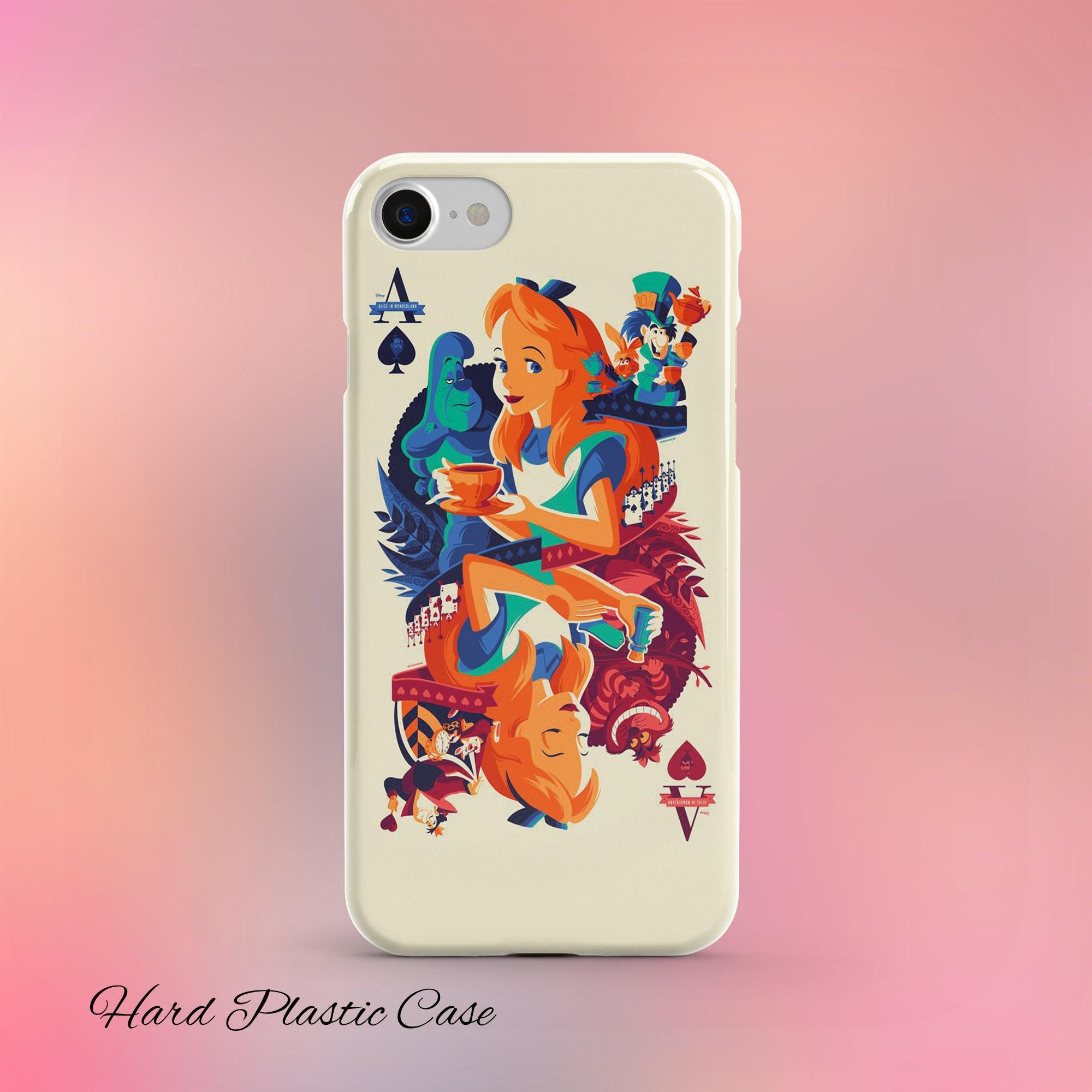Wonderland Impressions iphone case