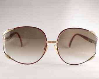 4e848dad3350 1970s Dior sunglasses | Original Vintage Christian Dior | Sunnies | The  Simple Life | Vintage Style | Red sunglasses