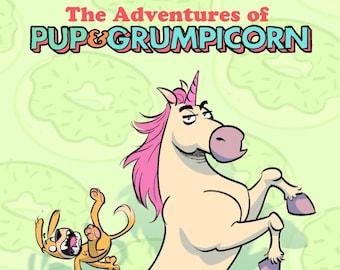 The Adventures of Pup & Grumpicorn