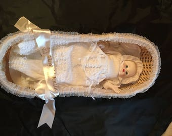 "Prince William Royal Doulton ""Firstborn DN20"" baby doll"