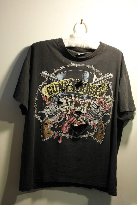 1980 Vintage Guns n Roses T-Shirt