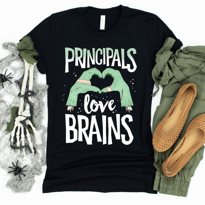 Principals Love Brains / T-Shirt / Tank Top / Hoodie / image 0
