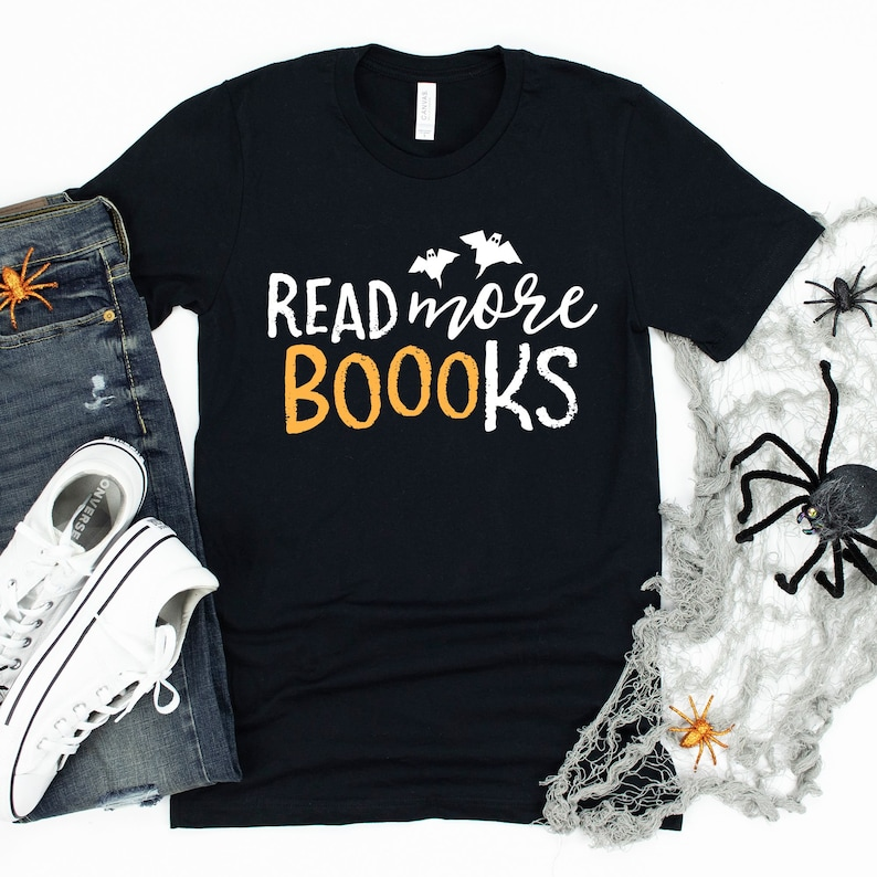 Read More Books Boooks / T-Shirt / Tank Top / Hoodie / image 0