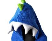 Hooded Towel Dinosaur Monster Kids Bath Towels for Children & Adults