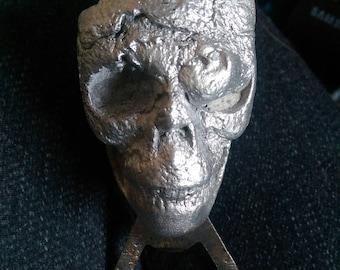 Pirate skull bottle opener
