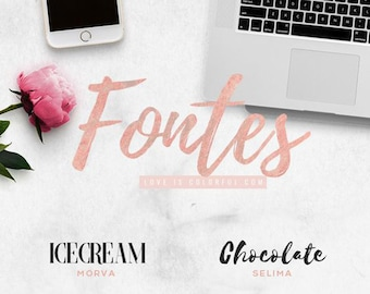 14 Fonts for Bloggers