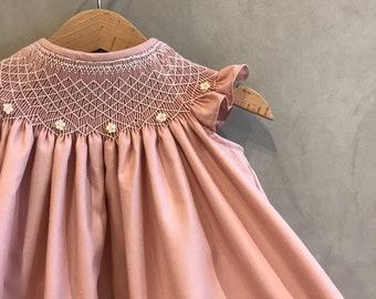 Pretty Smocked Dress