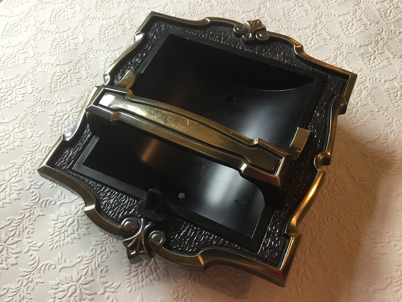 Vintage Amerock Carriage House Soap Dish Wall Insert