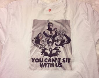Disney Villains Tee