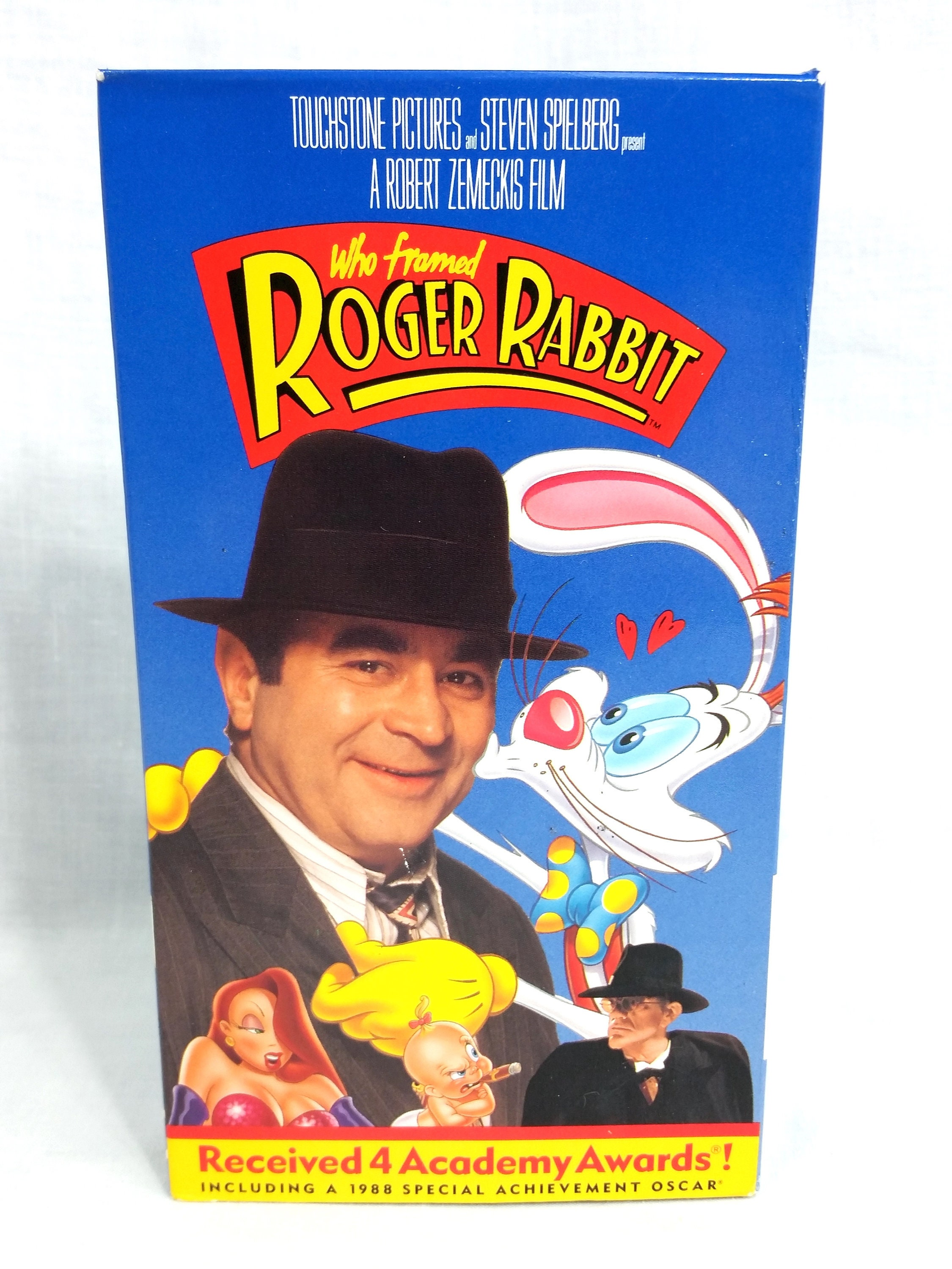 Who Framed Roger Rabbit VHS